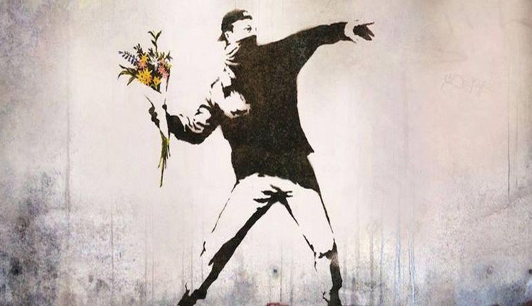 Relevan por accidente posible identidad de Banksy