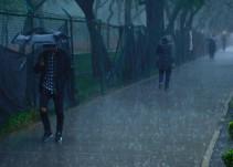 Se esperan lluvias intensas en el sur y suroeste de México