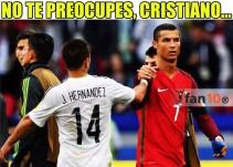 Los mejores memes de la eliminación de Portugal a manos de Chile
