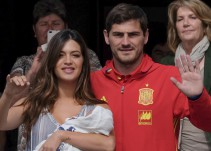 Iker Casillas presume en Instagram sus vacaciones con Sara Carbonero