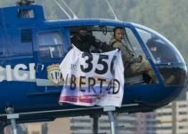 Lanzan dos granadas contra el Tribunal Supremo de Venezuela