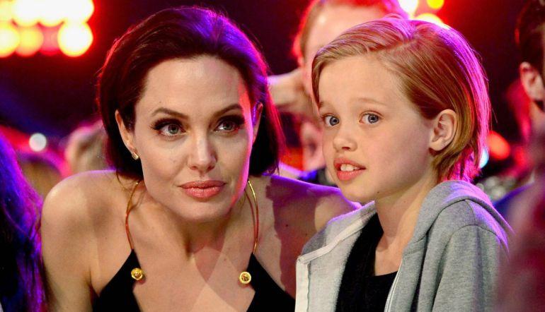Shiloh Jolie-Pitt inicia tratamiento hormonal para frenar su desarrollo como mujer