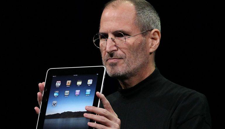 La discusión de Steve Jobs que dio origen al iPad