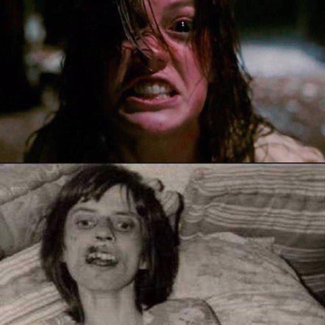 """En 1975 fue autorizado su primer exorcismo. Se determinó que Anneliese estaba poseída por seis demonios. Durante el último exorcismo, el primero de julio de 1976, Anneliese falleció a la edad de 23 años. Sus últimas palabras de fueron: """"Rueguen por el perdón"""" y """"Mamá tengo miedo"""""""