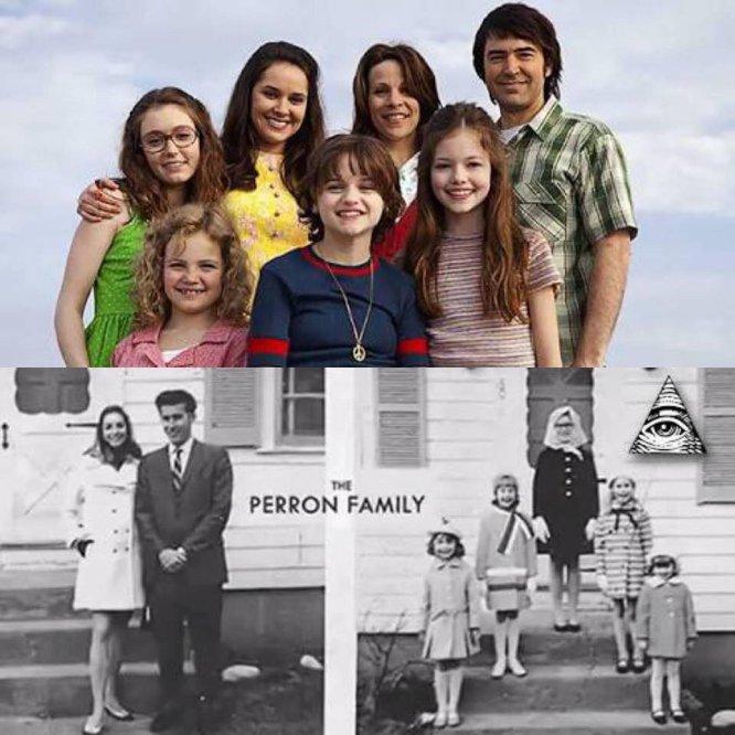 En la década de los setenta, la familia Perron habitó en una granja en Harrisville, Rhode Island donde actividades paranormales ocurrían dentro de la casa.