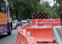 Seguirán obras de la Línea 7 del Metrobús; juez prohíbe talar más árboles