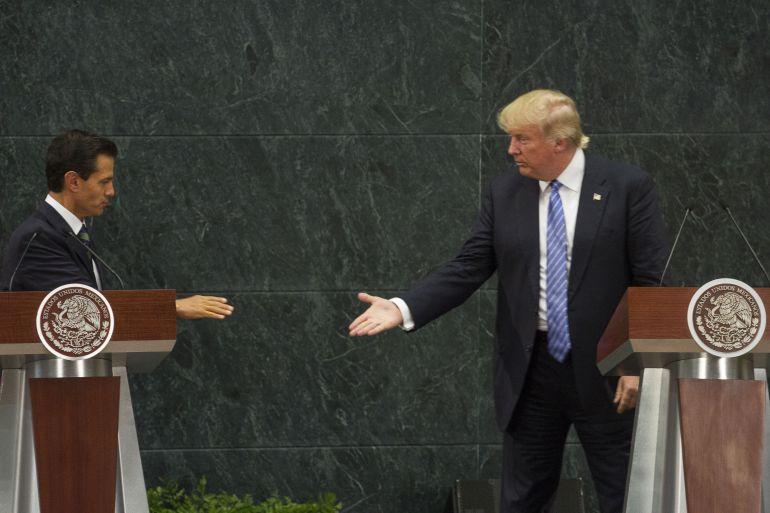 Presidentes de México y Estados Unidos acuerdan reunión previa al G-20