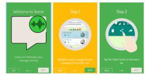 Pasos para convertir audios de WhatsApp a texto