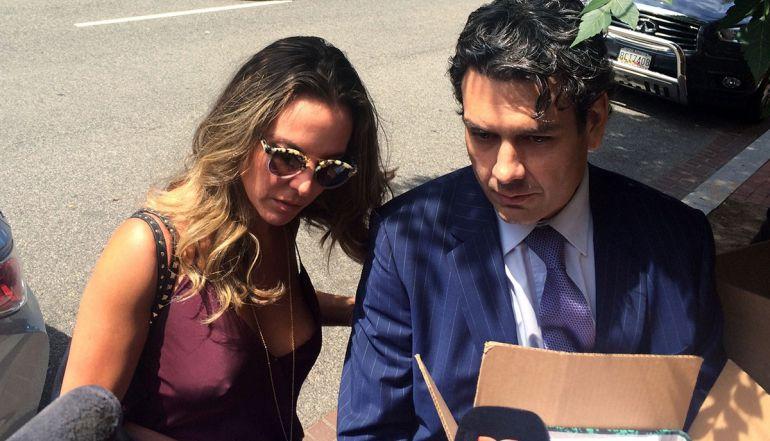 Kate Del Castillo presenta denuncia contra el gobierno mexicano