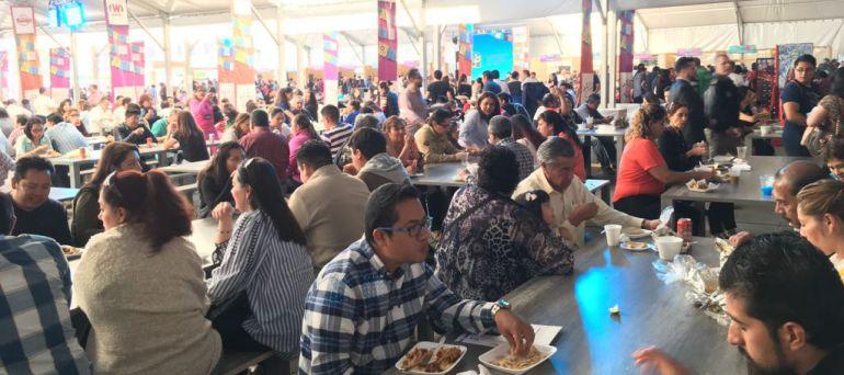 Inicia tercera edición de México con las Manos, gastronomía de calle