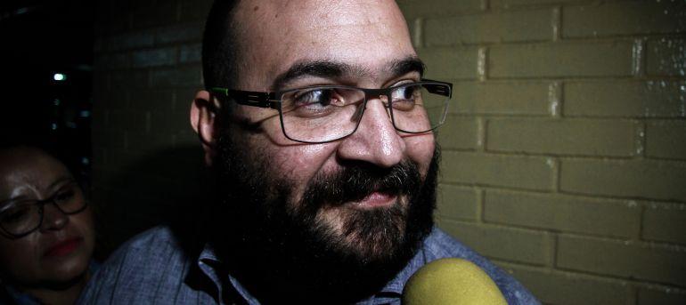 Ordena juez entrega inmediata de Javier Duarte a México