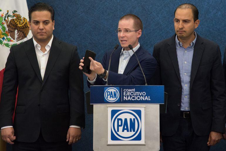 Avanza PAN en proyecto para identificar a responsables de espionaje ilegal