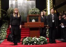 Emotivo homenaje a José Luis Cuevas