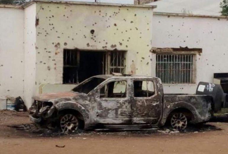 Enfrentamiento en Chihuahua deja 14 muertos
