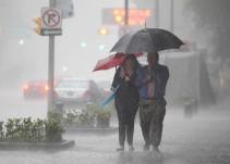 Se esperan tormentas fuertes en centro, sur y sureste del país