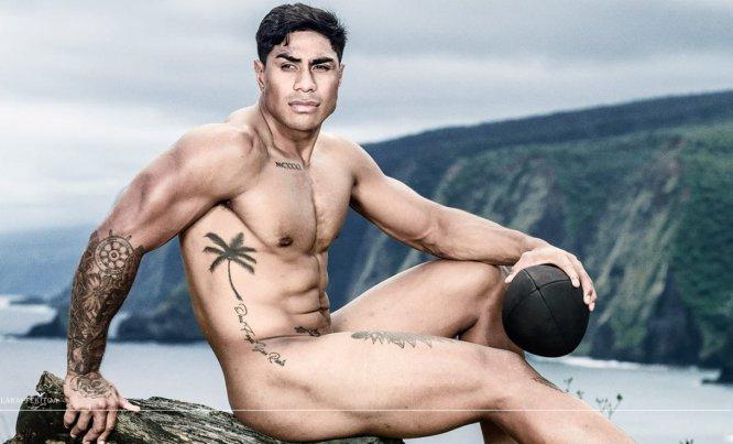 Malakai Fekitoa, jugador neozelandés de rugby