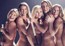 Deportistas de élite posan desnudos para el ESPN Body Issue 2017