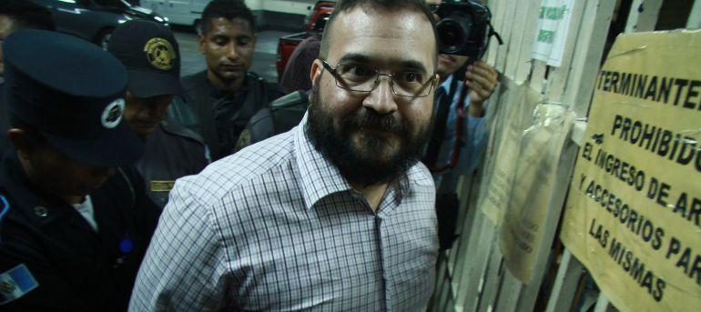 Javier Duarte podría ser extraditado a México en las próximas horas