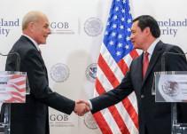México y Estados Unidos buscarán nuevas medidas contra el tráfico de armas y narcotráfico