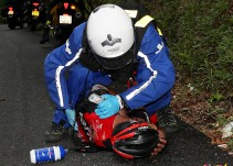 [VIDEO] Impactante caída de Richie Porte en el Tour de Francia