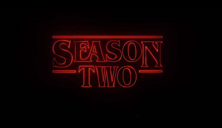 ¡Ya hay fecha de estreno para la segunda temporada de Stranger Things!