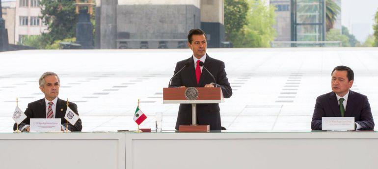 Llama EPN a cumplir una ruta crítica para consolidar las instituciones de seguridad y justicia