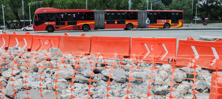 Interpondrán nuevo amparo para frenar la Línea 7 del Metrobús
