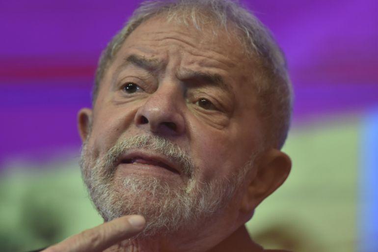 Condenan a Lula da Silva a 9 años y medio de prisión