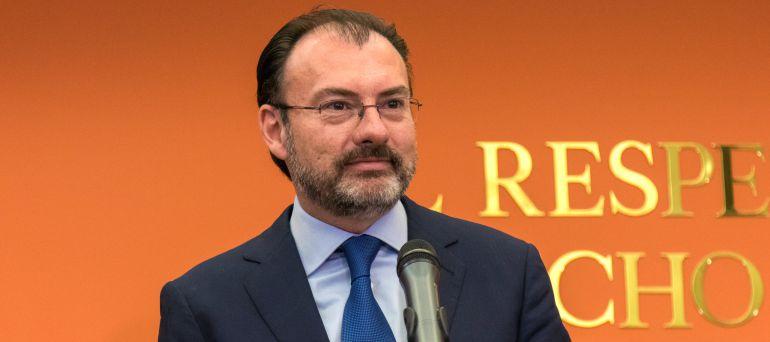 El espionaje es inaceptable, algo que no cabe en la democracia: Videgaray