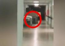 [Video] Graban al fantasma de un niño en hospital de Argentina