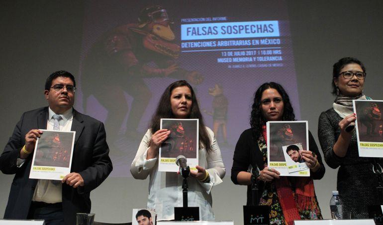 Detenciones arbitrarias en México son cotidianas: Amnistía Internacional