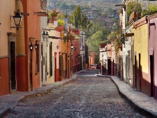 """San Miguel de Allende es declarada como la """"mejor ciudad del mundo"""""""