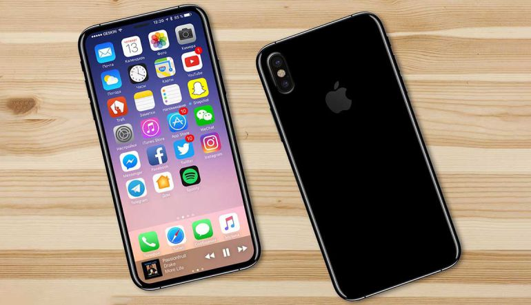 Entérate cuál es el precio del tan esperando iPhone 8