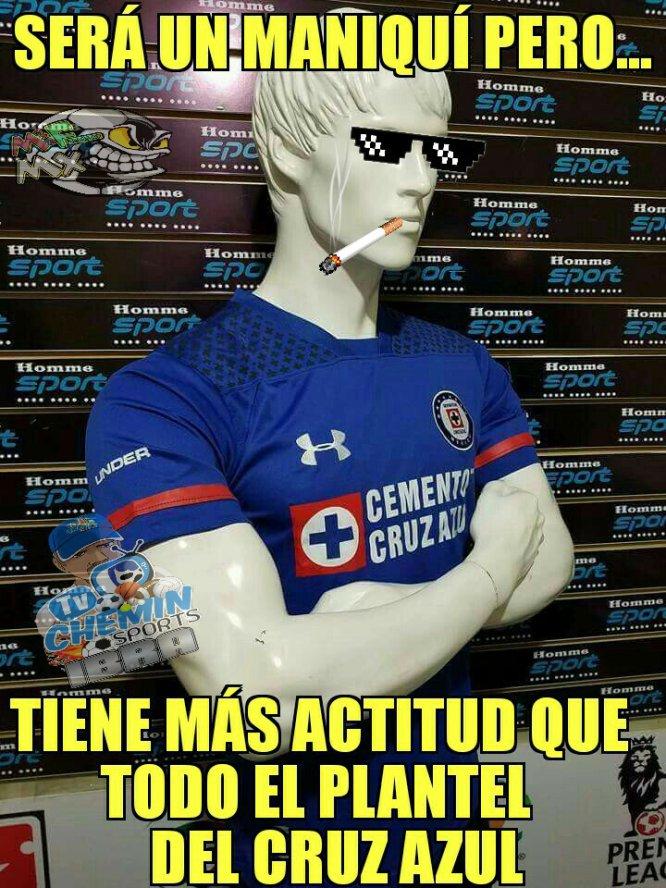 Los memes se burlan de los uniformes de los equipos de la Liga MX