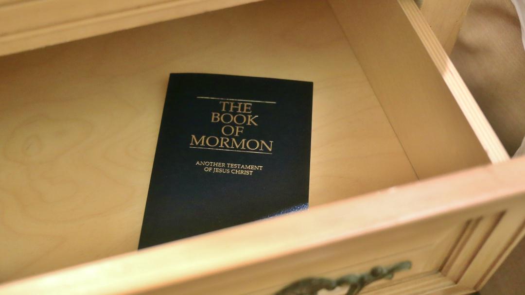 Clases de religión: Mormones