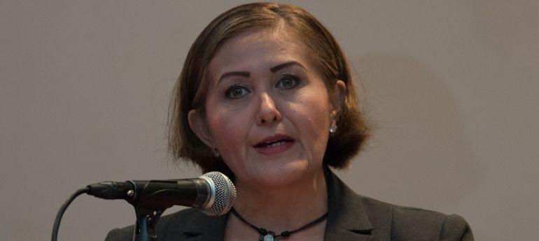 Rechaza INE sancionar a Eva Cadena