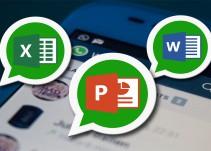 Whatsapp ahora permite enviar cualquier tipo de archivos