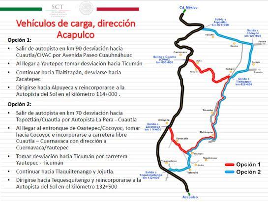 Cierran por cuatro días la zona afectada del Paso Express