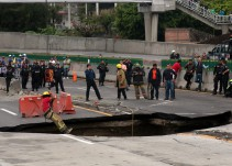 Detecta ASF irregularidades por 270 mdp en Paso Express de Cuernavaca