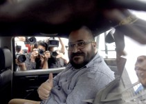 Duarte llega hoy a México