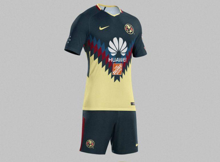 Apertura 2017 quieres quitarle el patrocinio a la nueva for Cuarto uniforme del america 2018