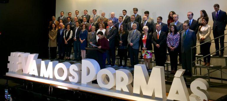 Exige #VamosPorMás acciones para implementar y fortalecer el Sistema Nacional Anticorrupción