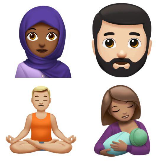 Apple lanzará nuevos emojis