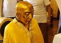 Momia bañada en oro en China sorprende a científicos