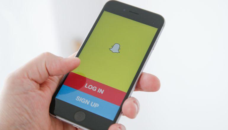 Snapchat ahora permite grabar hasta 6 videos a la vez