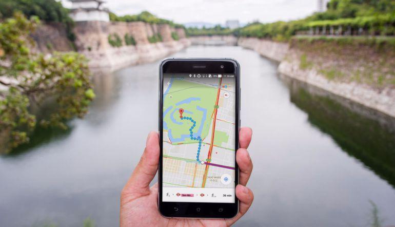Google Maps ya te dice qué hora es en la que hay menos tráfico
