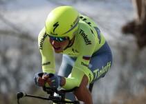 Las piernas de un ciclista polaco impresionan en las redes sociales