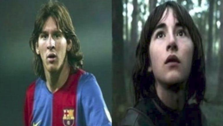 """Series: Parecidos entre futbolistas y personajes de """"Game of Thrones"""""""