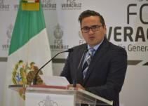 No se han cancelado o anulado las órdenes de aprensión contra Duarte: Fiscalía de Veracruz