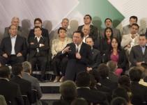 Hay que tener fe en la PGR y en el trabajo que lleva a cabo en el caso Duarte: Osorio Chong
